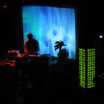 DJ Kilmore at the Knitting Factory